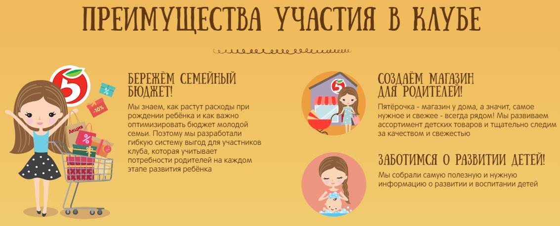 Бонус с картой 5ka ru kids клуб