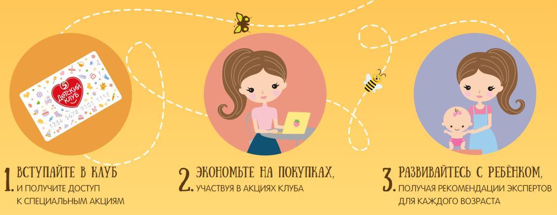Бонус с картой 5ka ru kids